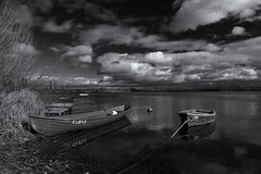 boats on the lake#3 photo by wian1900