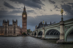 Westminster Dusk photo by perkster24