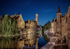 Blue Brugge photo by perkster24