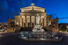 Konzerthaus Berlin photo by davidcl0nel