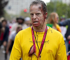 2014 Comic Con Zombie Walk photo by San Diego Shooter