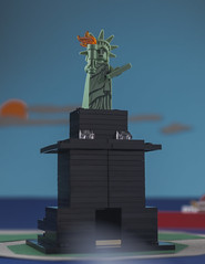 Statue of Liberty VII photo by Peter von Kappel