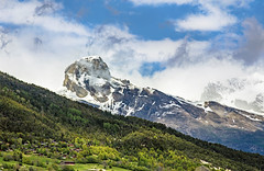 Visp valley photo by Alex Tudorica