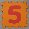 Foam Play Mat Number 5
