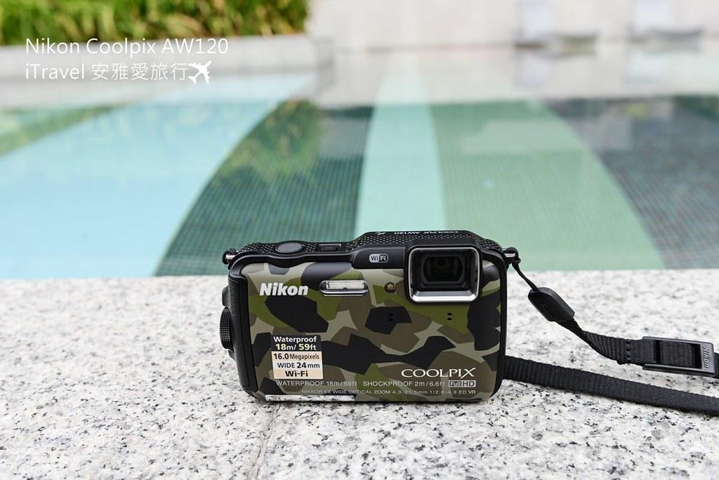防水相机 Nikon Coolpix AW120 11