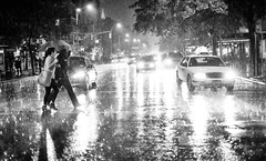 Another rainy NYC night photo by mkc609