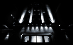 The New Adelphi - Art Deco 1930s London - Low Key photo by Simon & His Camera