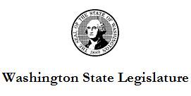 Letterhead - Washington State Legislature