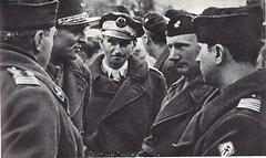 1945 - Alsace- Général Garbay puis CC de Morsier (RFM) - Paul Gaujac