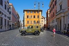 Rome : Via della  Fontanella di Borghese photo by Pantchoa