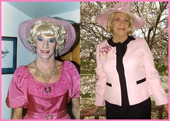 Pink Then, And Pink Now photo by Laurette Victoria