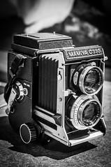 Mamiya C330 & Sekor 105 mm photo by PaulHoo