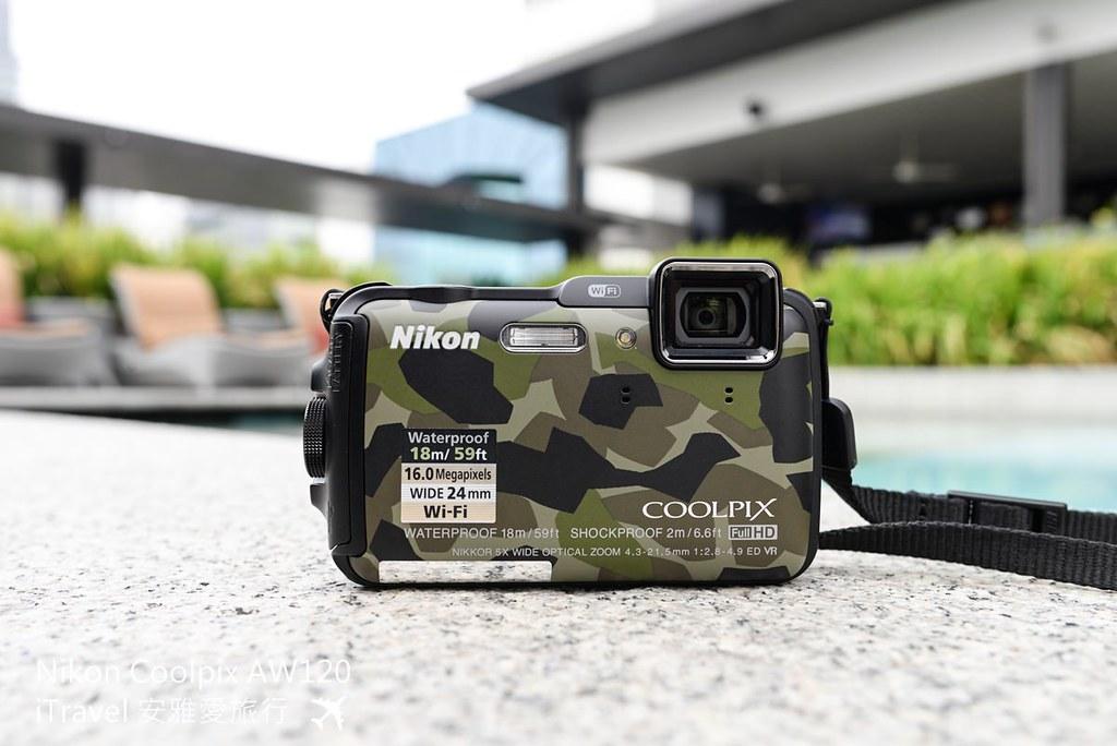 防水相机 Nikon Coolpix AW120 04