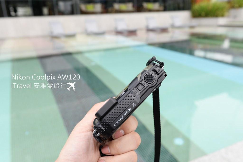 防水相机 Nikon Coolpix AW120 09