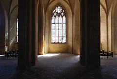 Eberbach Abbey Interior photo by barnyz