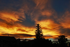 Intense Chinook Skies photo by LostMyHeadache: Absolutely Free *
