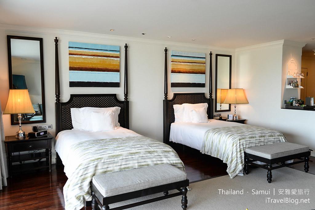 《苏美酒店推荐》InterContinental Samui Baan Taling Ngam Resort:苏梅岛班达灵岩洲际酒店2012全新开幕酒店推荐。(房型篇)