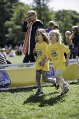 Kids Running The Mini Varvet - Göteborg 2014 photo by Mabry Campbell