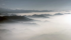 above clouds nepal photo by mariusz kluzniak
