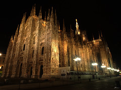 duomo di milano, exterior photo by paul bica