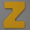 Foam Play Mat Letter Z