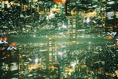 tokyo night photo by Shoji Kawabata. a.k.a. strange_ojisan