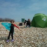 Taking the inflatables to the sea<br/>17 May 2014