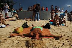 Thailand, Pattaya Beach photo by Street Photography www.osiowy.pl