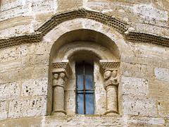 La ventanita del abside, pero en donde? *  Iglesia de San Miguel Arcangel (Trigueros del Valle) photo by jacilluch