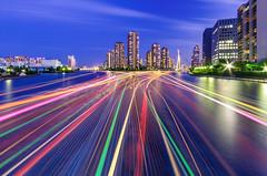 Lightscape, Tokyo Twilight photo by 45tmr