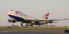 British Airways B747-400 G-BNLX photo by jp.marottta