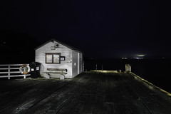 Blairmore Pier Ticket Office photo by Click And Pray