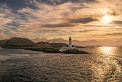 Lismore Lighthouse Sunrise photo by Bathsheba 1