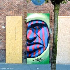 Art District Schilderswijk : MSF photo by Akbar Sim