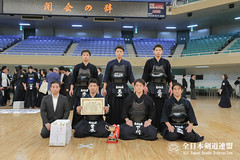 56th Kanto Corporations and Companies Kendo Tournament_082