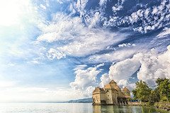 Chateau Chillon photo by Pat Charles