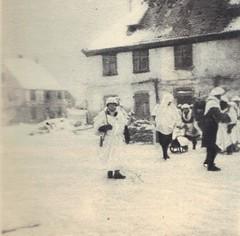 1945- Alsace - Ohnenheim - Source - 1ere dfl épopée d'une reconquete