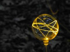Yellow Sphere photo by Valentina Sokolskaya