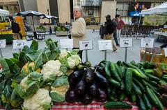 Chicago Farmers Market Candid photo by benchorizo