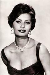 Happy 80, Sophia Loren! photo by Truus, Bob & Jan too!