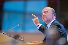 Hearings of candidate commissioners: Pierre Moscovici under scrutiny at the European Parliament