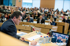Hearings of candidate commissioners: Maroš Šefcovic under scrutiny at the European Parliament
