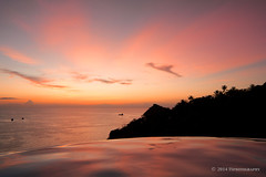 Ko Tao Sunset photo by Thilo S.