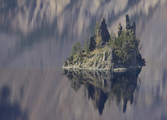 "Phantom Ship - Crater Lake National Park photo by Gregory ""Slobirdr"" Smith"