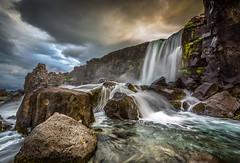 Ax River photo by Ingólfur B