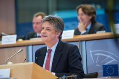 Hearings of candidate commissioners: Jonathan Hill under scrutiny at the European Parliament