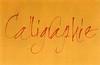 Caliigraphie