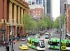 Bourke & Spencer Streets, Melbourne
