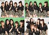 °C-ute Concert Tour Aki 2014 ~Monster~ °C-ute Set de 4 photos taille 2L B
