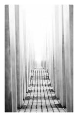 Holocaust Memorial Berlin - 41/52 photo by Klaus Rathke